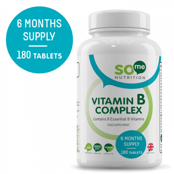 So Me Nutrition Vitamin B Complex