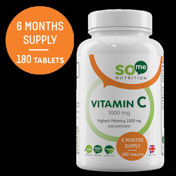 So Me Nutrition Vitamin C