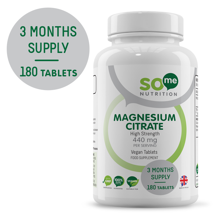 So Me Nutrition Magnesium Citrate