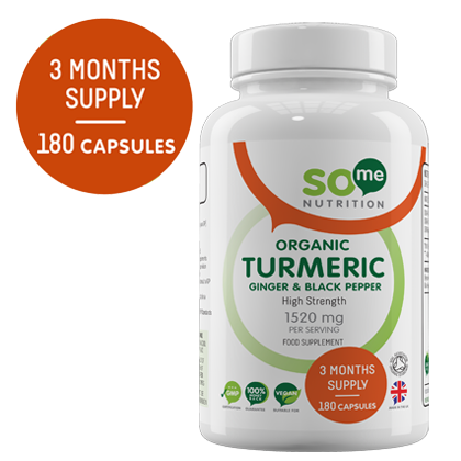 So Me Nutrition Turmeric