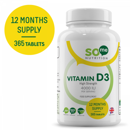 So Me Nutrition Vitamin D3
